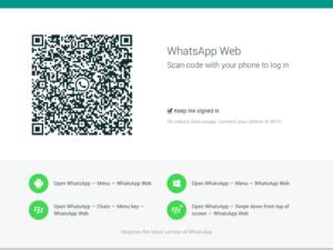 """Já usa a versão web do WhatsApp? Ela é bem útil para """"desgrudar"""" do celular"""