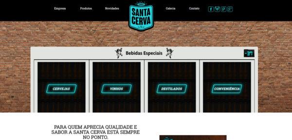 Santa Cerva