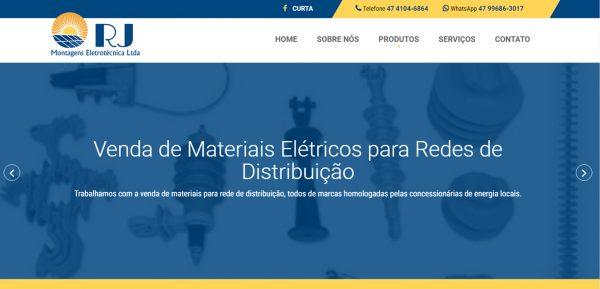 RJ Montagens Eletrotécnica